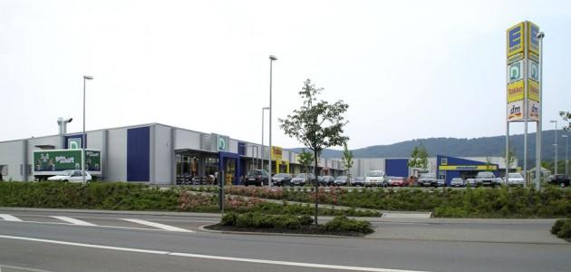 Fachmarktzentrum Konz