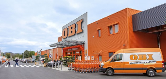 OBI-Baumarkt Olpe/Saurerland